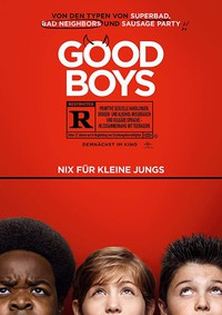 Good Boys main cover