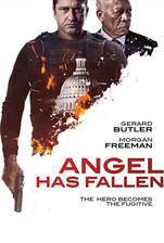 Angel Has Fallen movie cover