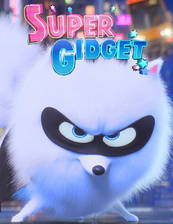 Super Gidget movie cover