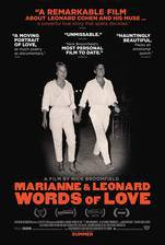 Marianne & Leonard: Words of Love movie cover