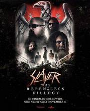 Slayer: The Repentless Killogy movie cover