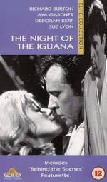 the_night_of_the_iguana movie cover
