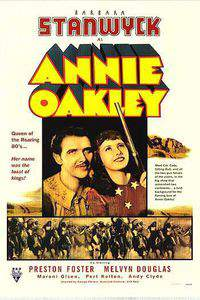 Annie Oakley main cover