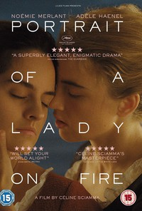 Portrait of a Lady on Fire main cover