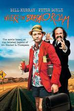where_the_buffalo_roam movie cover