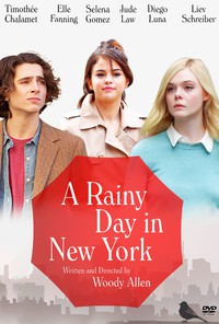 A Rainy Day in New York main cover
