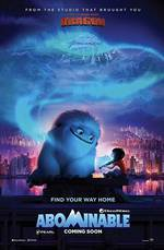 Abominable movie cover