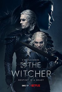 The Witcher movie cover