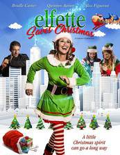 Elfette Saves Christmas movie cover