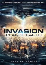 Invasion Planet Earth movie cover