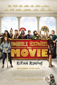 Horrible Histories: The Movie - Rotten Romans main cover