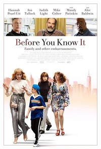 Before You Know It main cover