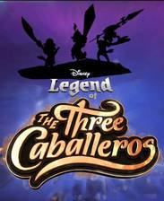legend_of_the_three_caballeros movie cover