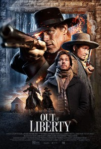 Out of Liberty main cover