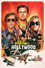 Once Upon a Time... in Hollywood movie cover