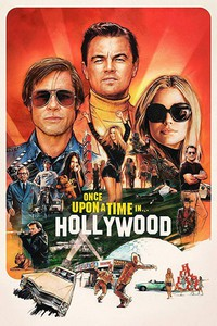 Once Upon a Time... in Hollywood main cover