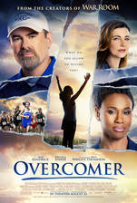 Overcomer movie cover