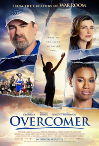 Overcomer main cover