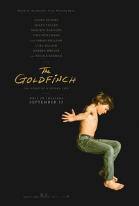 The Goldfinch main cover