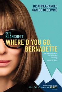 Where'd You Go, Bernadette main cover