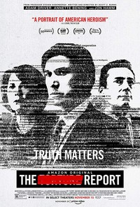 The Report main cover