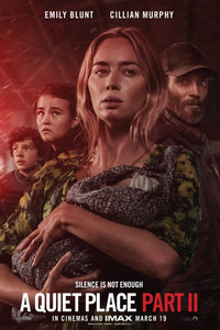 A Quiet Place Part II main cover