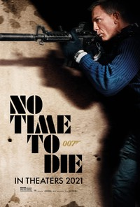 No Time to Die main cover