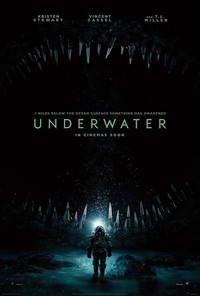 Underwater main cover