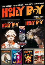 Honey Boy movie cover