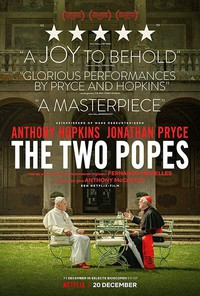The Two Popes main cover