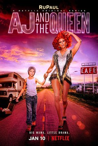 AJ and the Queen movie cover