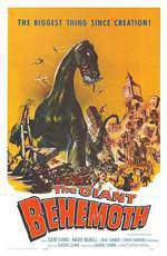 behemoth_the_sea_monster movie cover