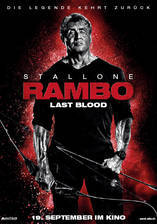 Rambo: Last Blood movie cover