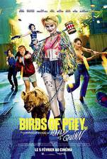 Birds of Prey: And the Fantabulous Emancipation of One Harley Quinn movie cover