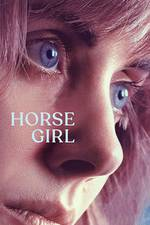 Horse Girl movie cover