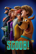 Scoob! movie cover