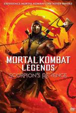 Mortal Kombat Legends: Scorpions Revenge movie cover
