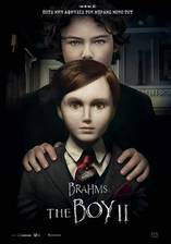 Brahms: The Boy II (Bramhs' Curse) movie cover