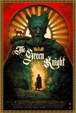 The Green Knight movie cover
