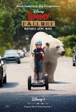 Timmy Failure: Mistakes Were Made (Airborne) movie cover
