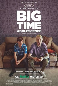 Big Time Adolescence main cover