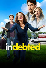Indebted movie cover