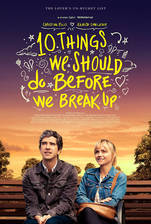 10 Things We Should Do Before We Break Up movie cover