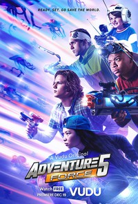 Adventure Force 5 main cover
