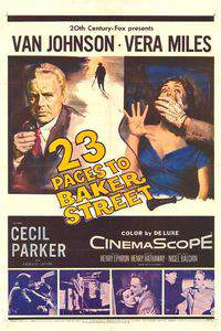 23 Paces to Baker Street main cover