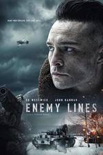 Enemy Lines movie cover