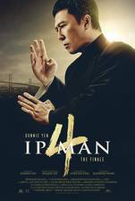 Ip Man 4: The Finale movie cover