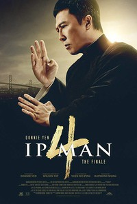 Ip Man 4: The Finale main cover