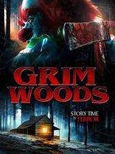 Grim Woods movie cover