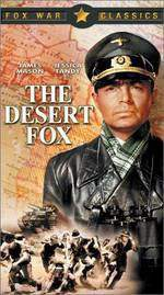 the_desert_fox_the_story_of_rommel movie cover
